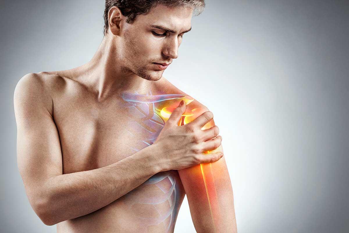La distorsione di spalla che cos'è e come si verifica?
