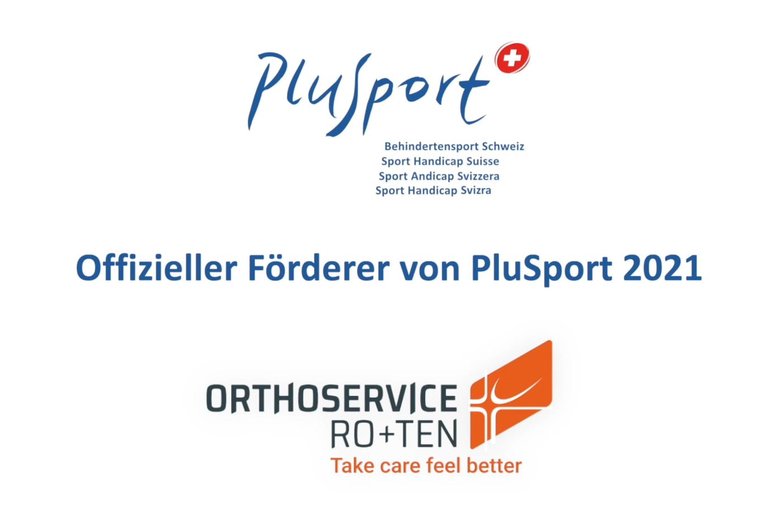 ORTHOSERVICE RO+TEN und PLUSPORT, ein starkes Team!