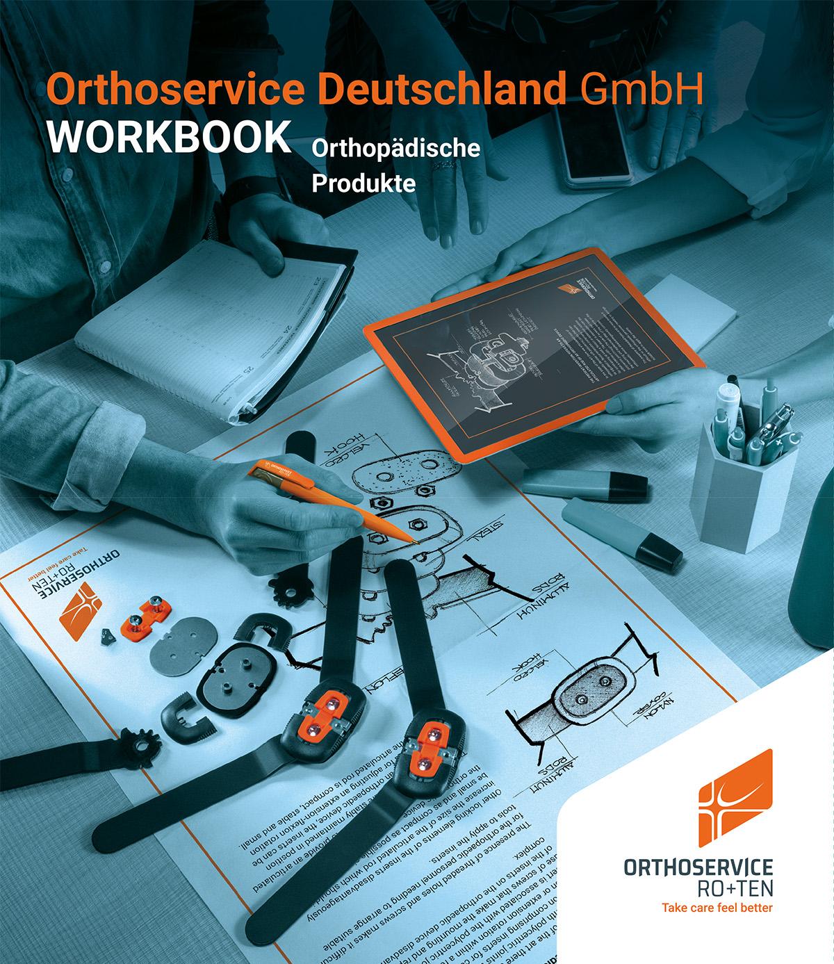 >Alles für eins, eins für alles – das Orthoservice Workbook