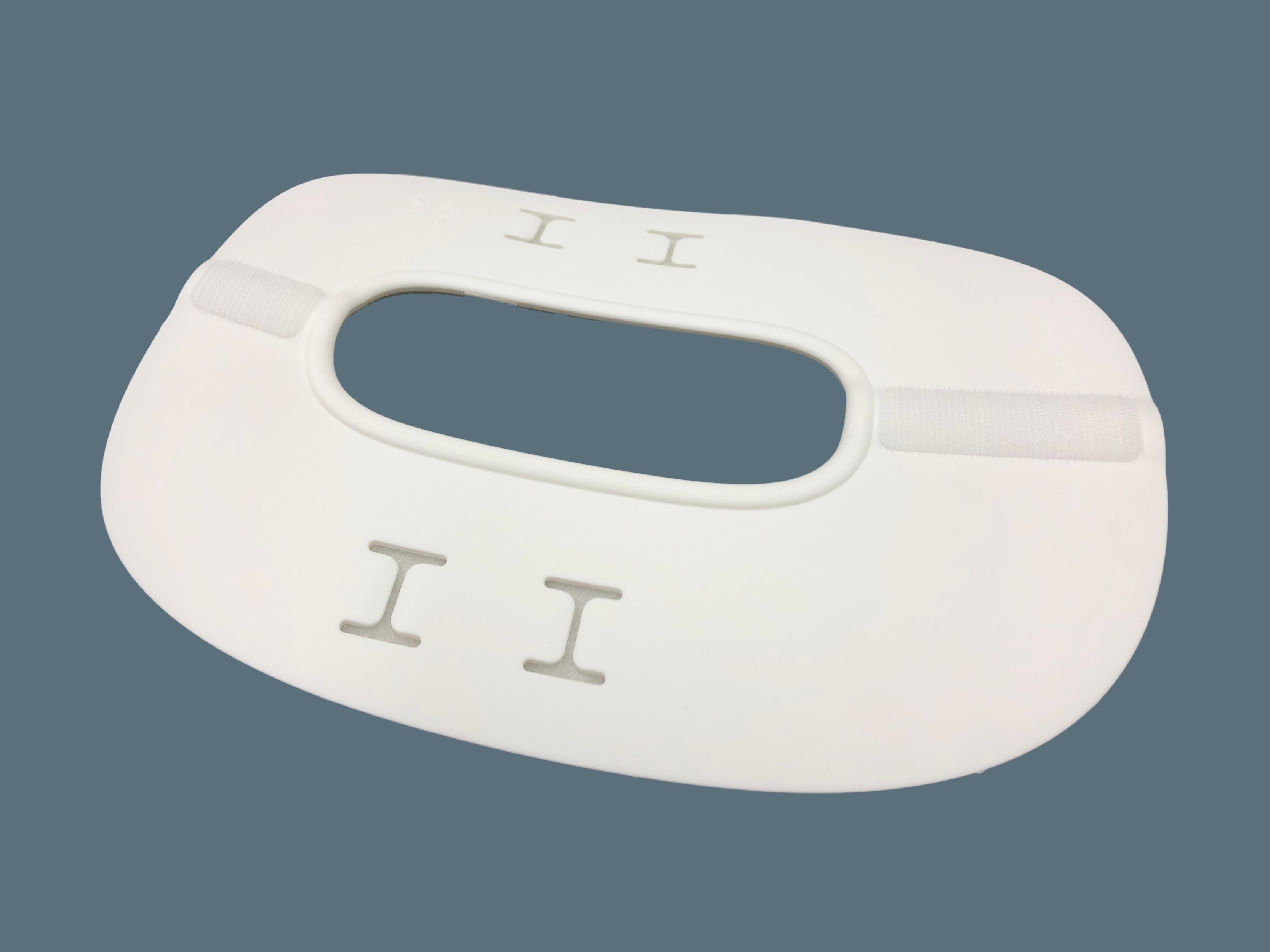 Lumbofit72 - High elastic orthosis with a  thermoformable pad