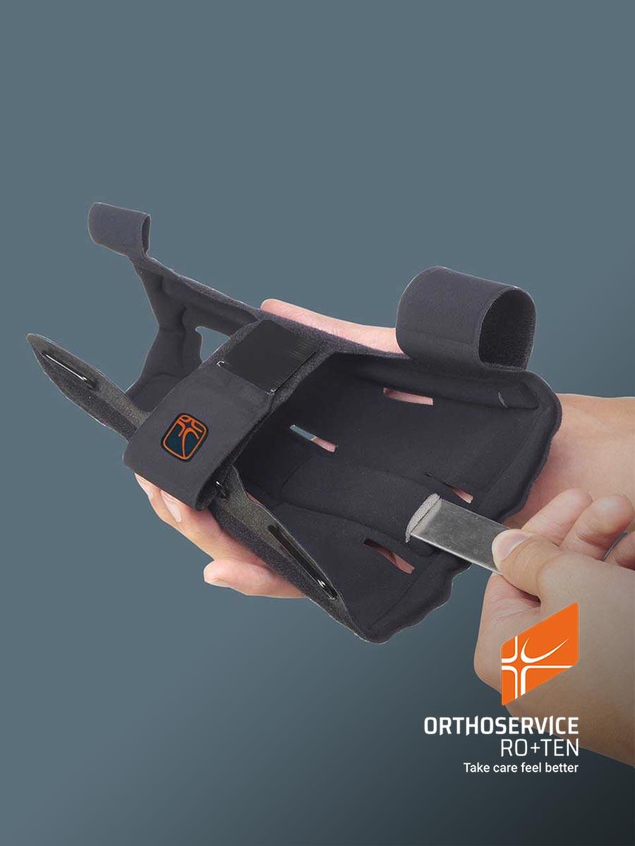 MANULITE - Short-size wrist immobilizer