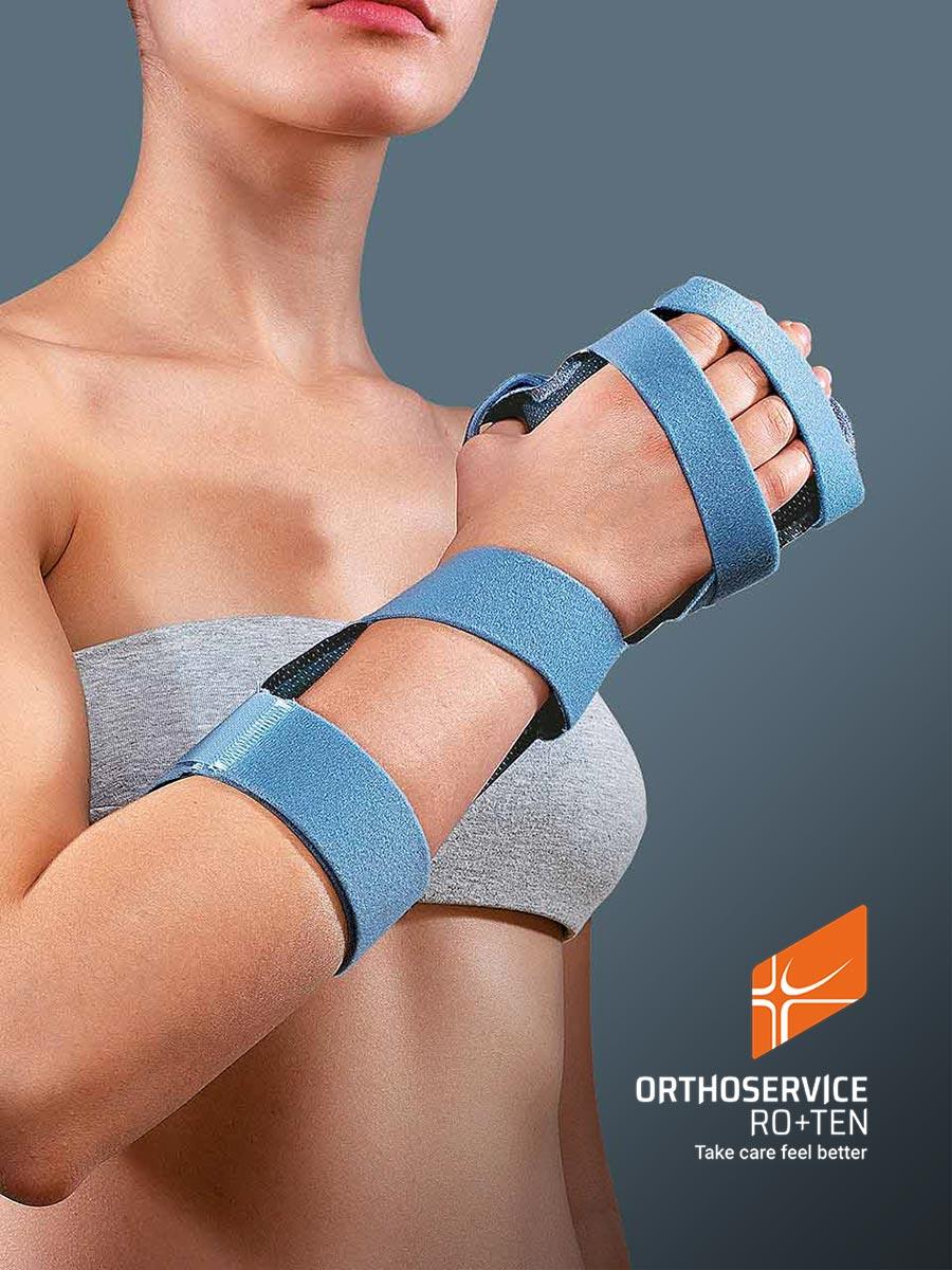 CARPO41 - Adjustable wrist-hand support brace