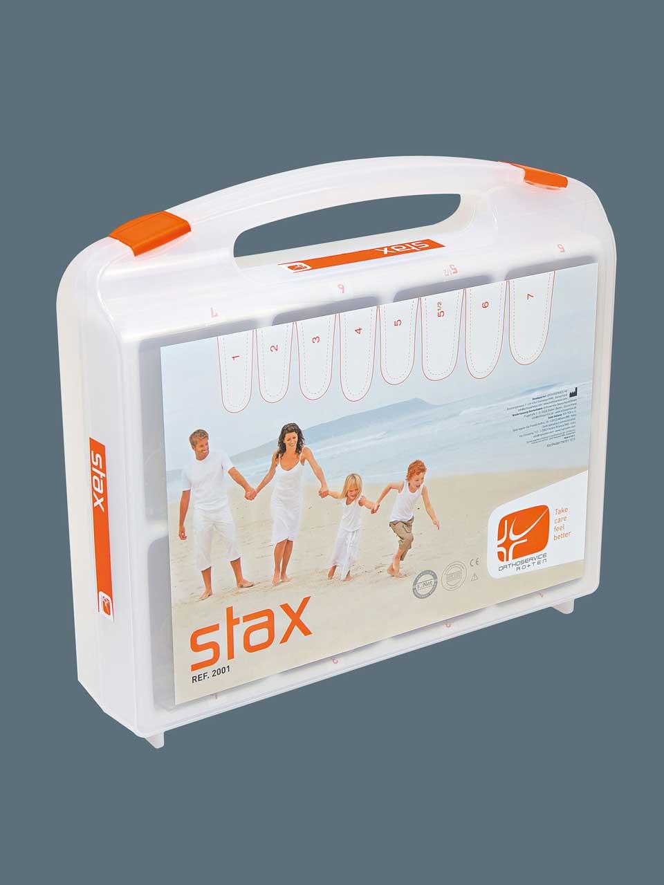 STAX BOX