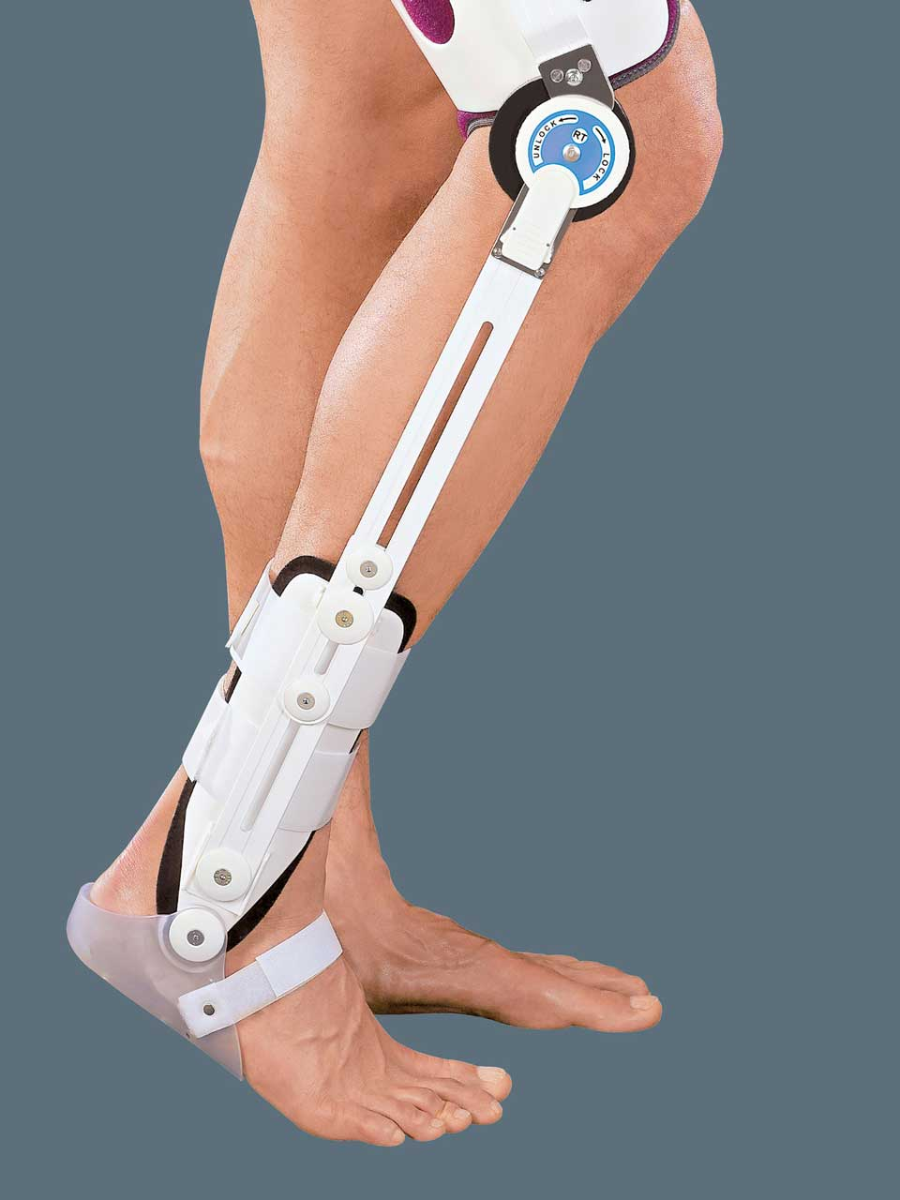 KAFO - Lower leg extension