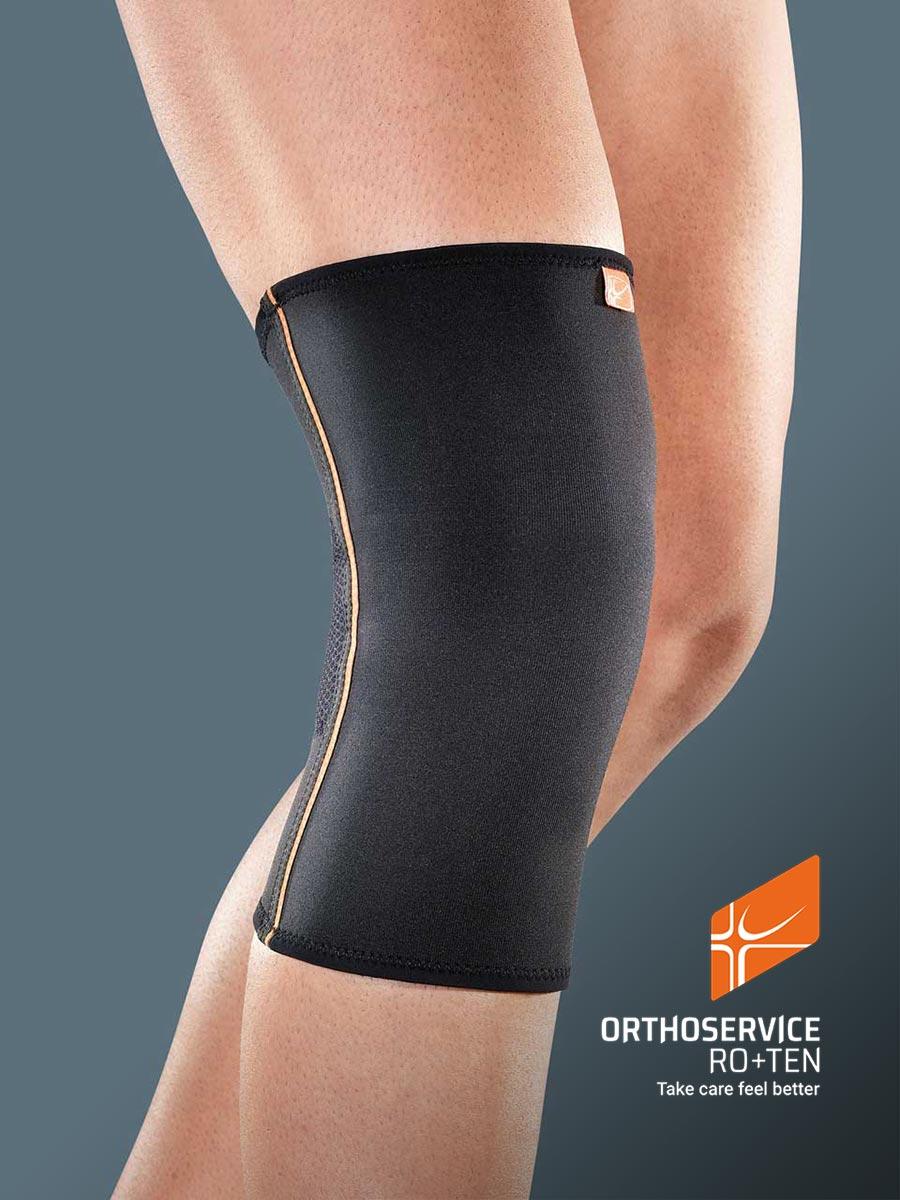 GENUFIT 60 - Tubular knee brace