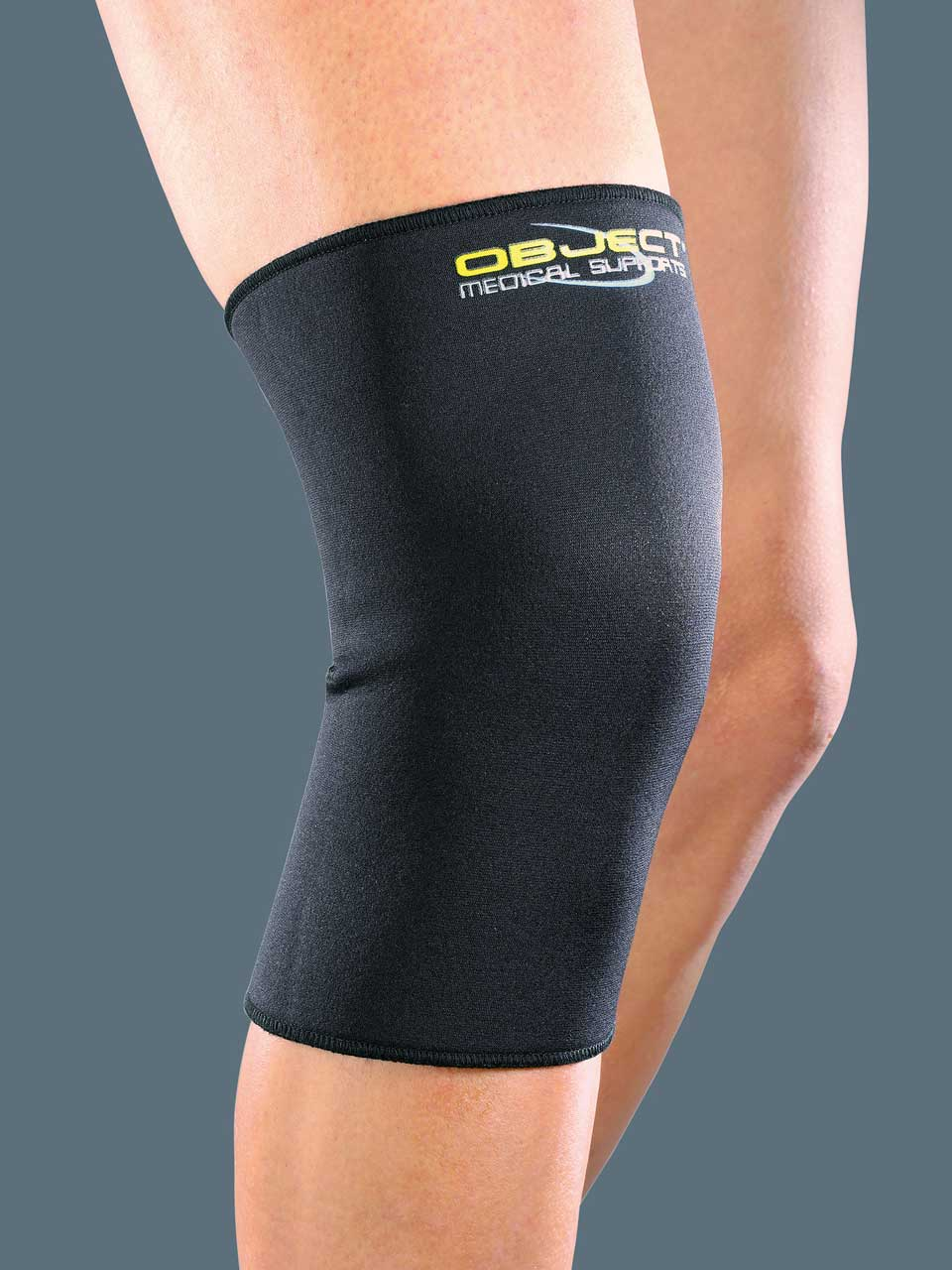 OBJECT - Tubular knee support