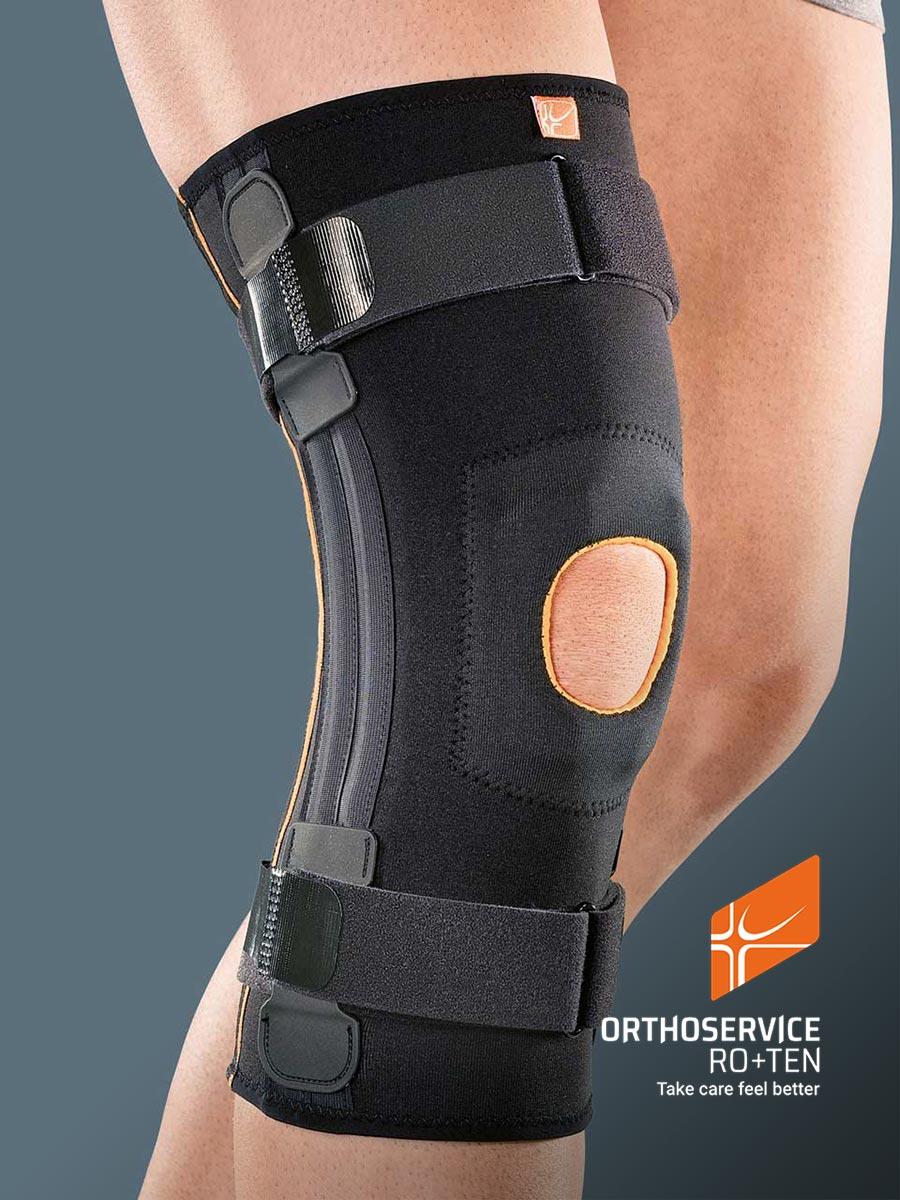 GENUFIT 08 - Tubular knee support