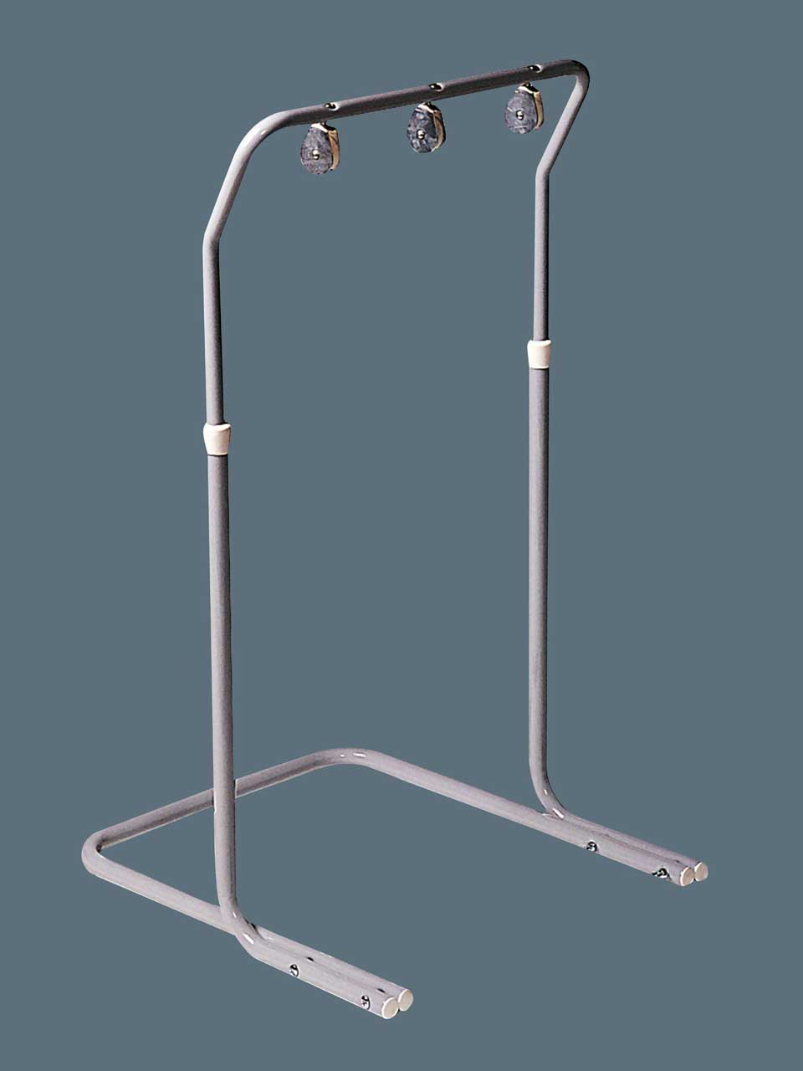 Set for vertebral traction