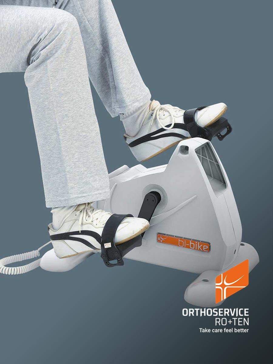 Allenatore motorizzato per la mobilizzazione passiva