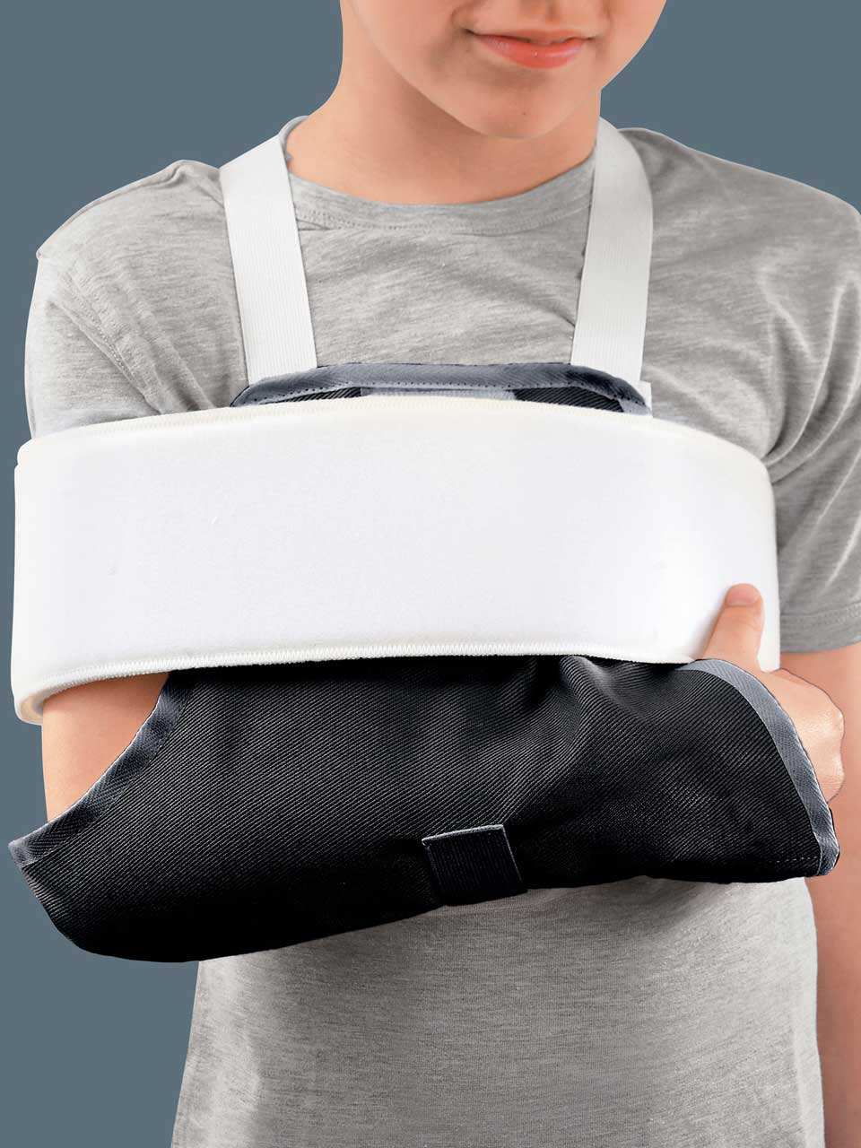 ORTHO 14-305 - Immobilizer for arm and shoulder, with elbow support (pediatric)