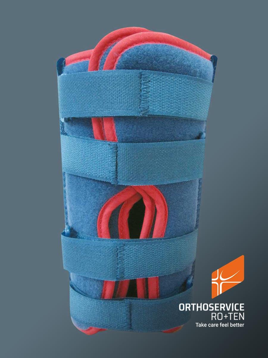 ORTHO 14-700/2 - Knee immobiliser