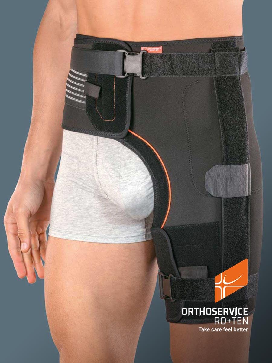 HIPOCROSS - Brace for hip and coxalgia